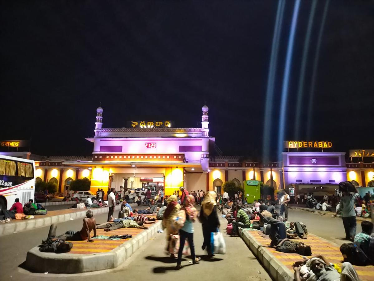 Hyderabad Deccan Nampally Railway Station Forum/Discussion