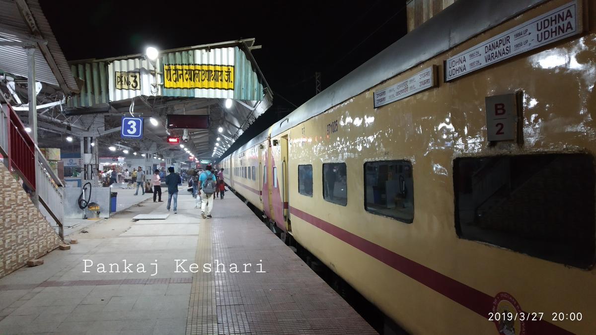 Surat to Satna: 13 Trains, Shortest Distance: 1076 km - Railway Enquiry