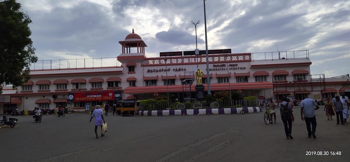 Trains to TEN/Tirunelveli Junction Station - 70 Arrivals SR