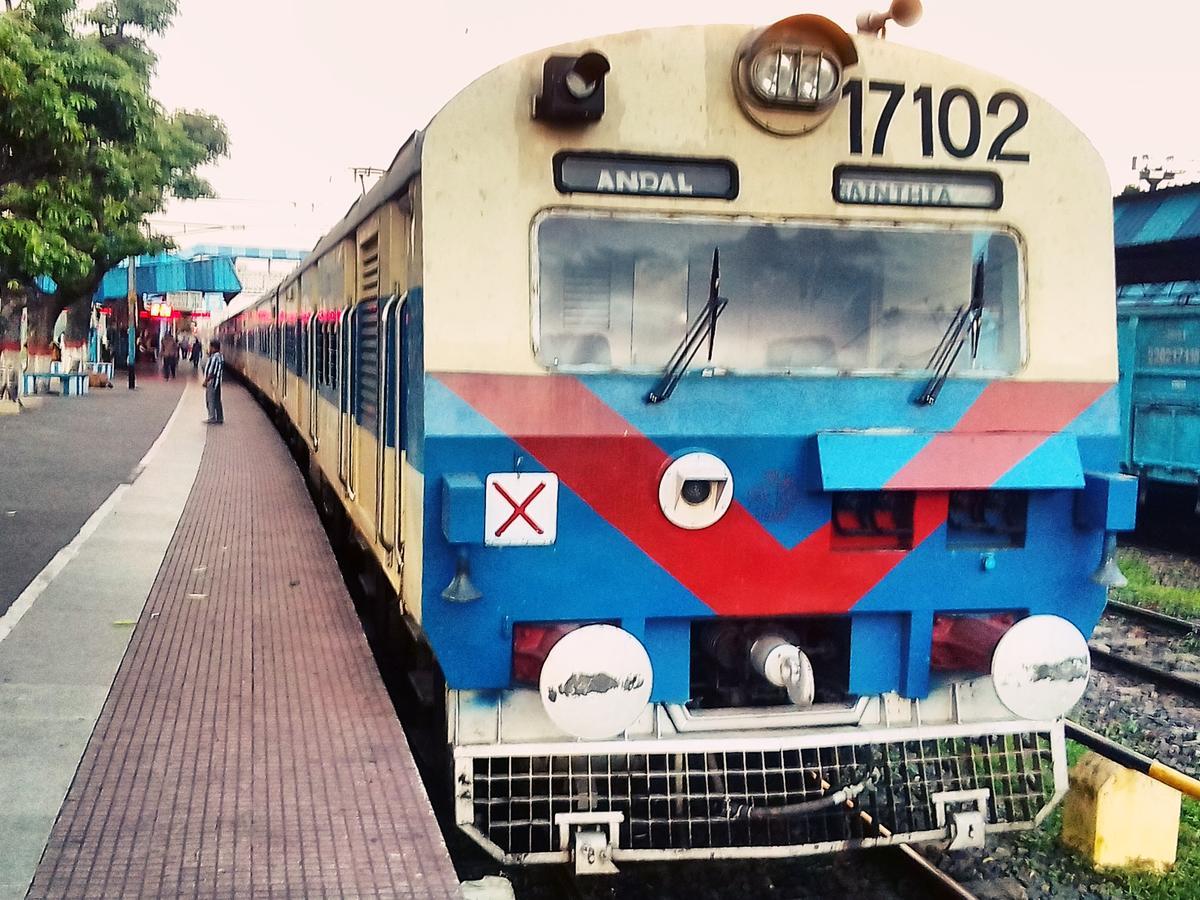 Purvanchal Express Via Mau 15050 Travel Forum Railway