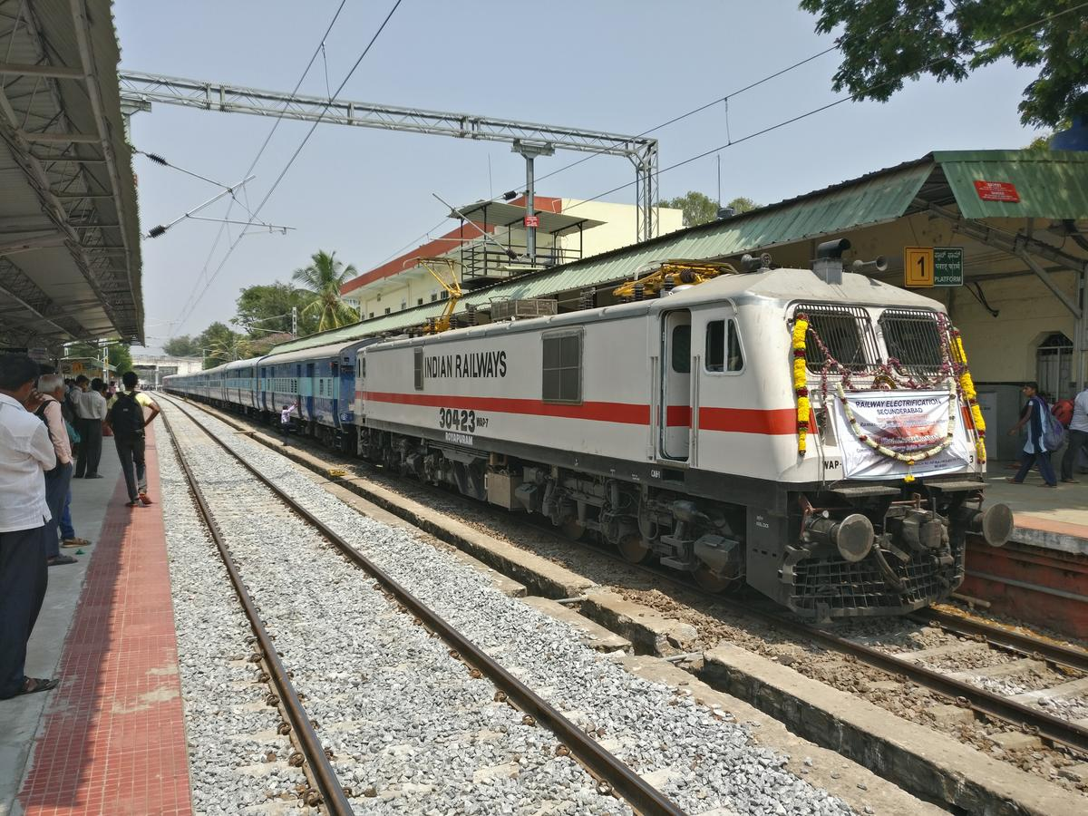 Maddur Railway Station Picture & Video Gallery - Railway Enquiry
