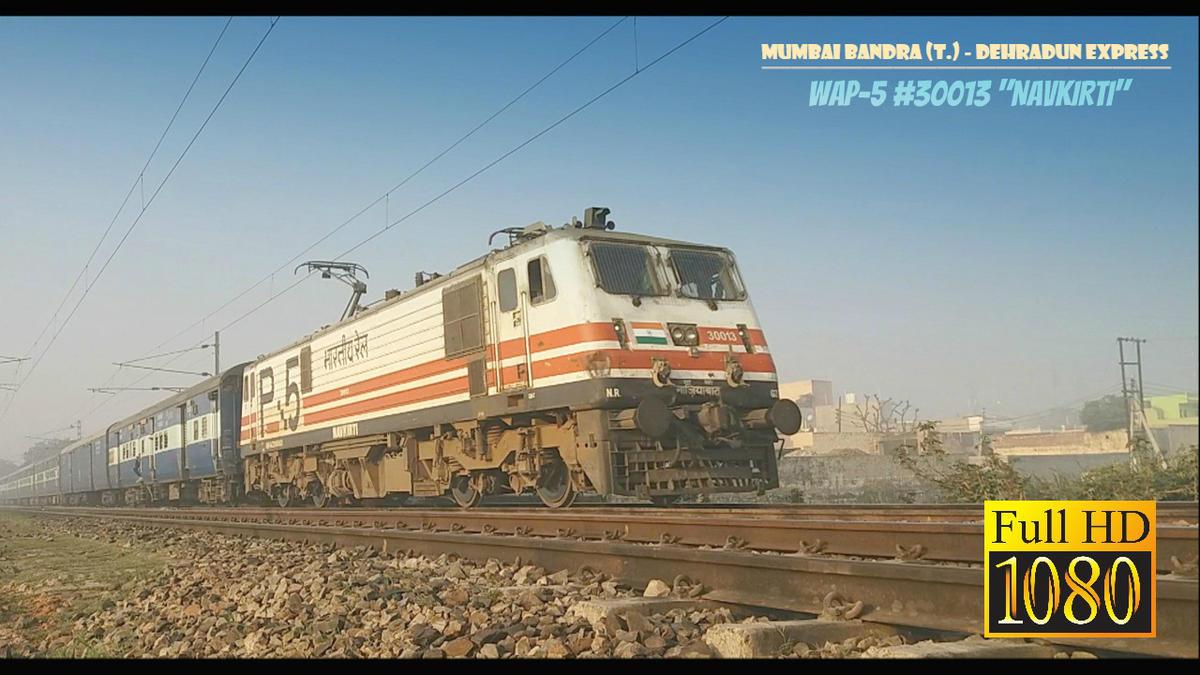 Dehradun Express/19019 Picture & Video Gallery