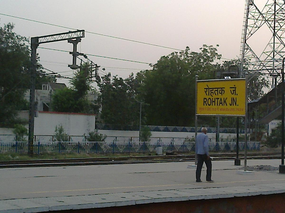 Old Delhi to Rohtak: 38 Trains, Shortest Distance: 69 km