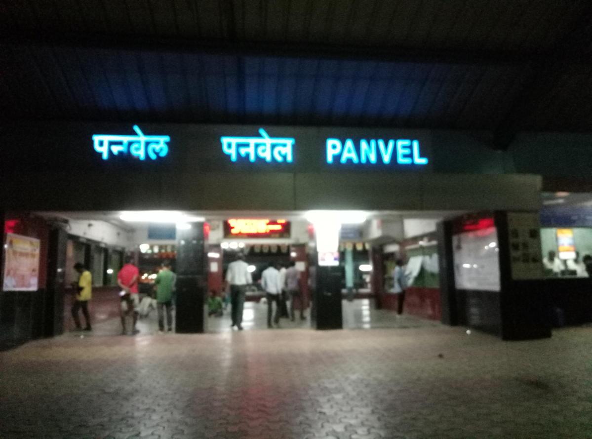 Panvel to Gorakhpur: 14 Trains, Shortest Distance: 1668 km