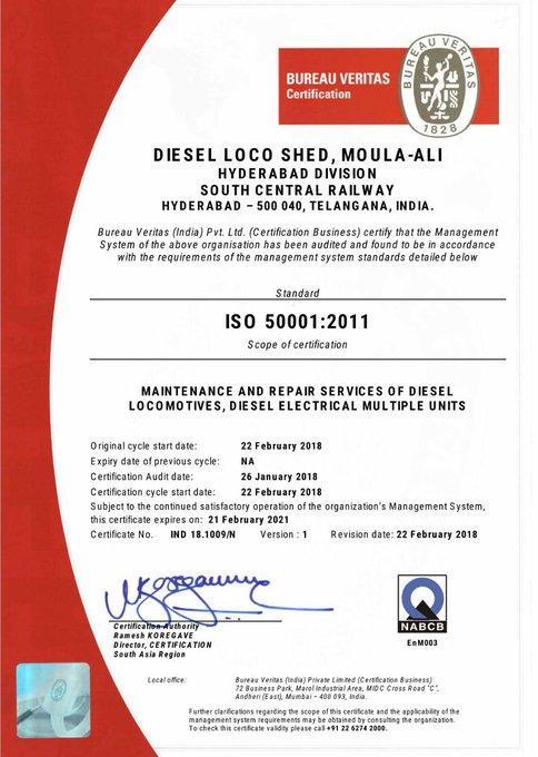 3149274 3 I Also Have Bureau Veritas Certification Railway Enquiry