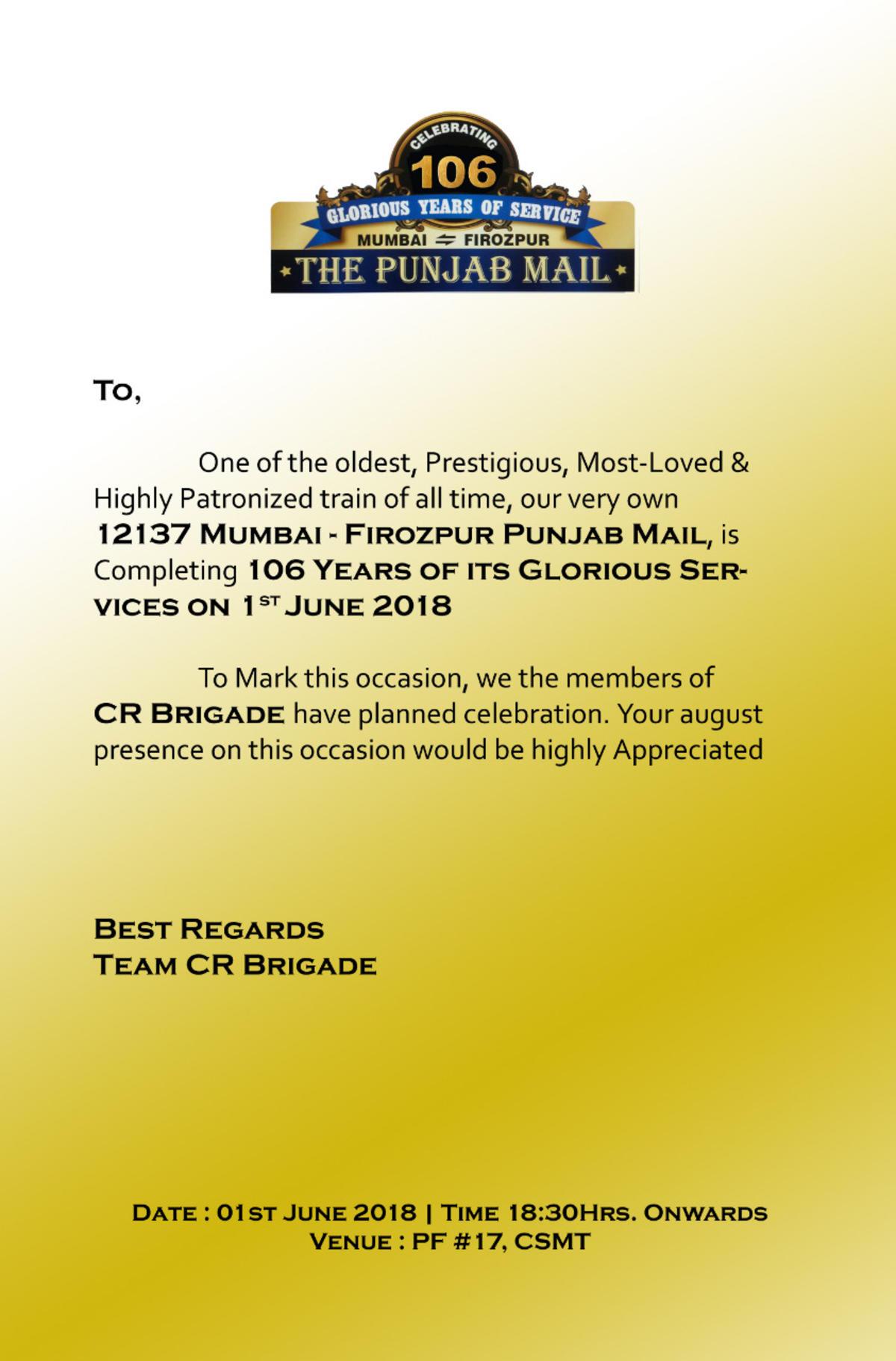 3474483-0: Happy Birthday to the Legendary Punjab M 12137