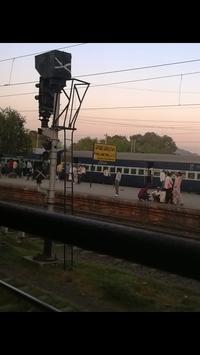 Train Akola to Gaya India