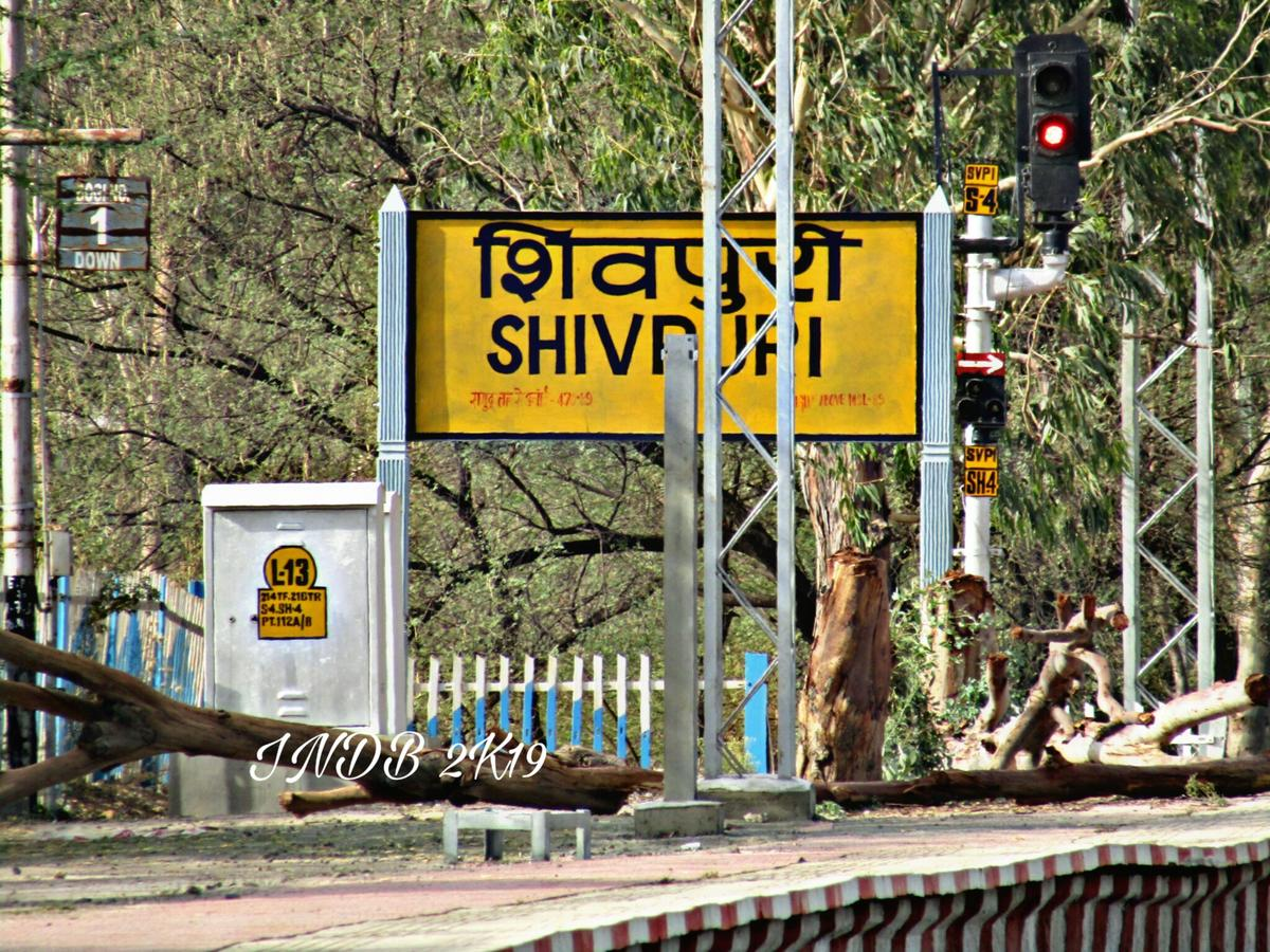 Shivpuri Railway Station Forum/Discussion - Railway Enquiry