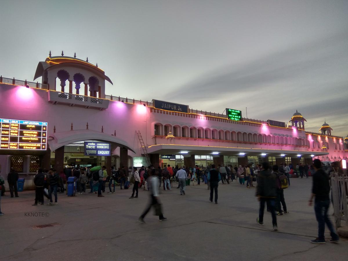 North western railway jaipur division tinder dating site
