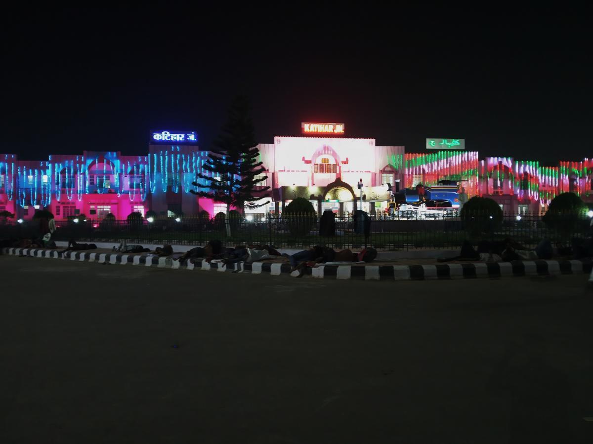 Katihar to Ludhiana: 6 Trains, Shortest Distance: 1457 km