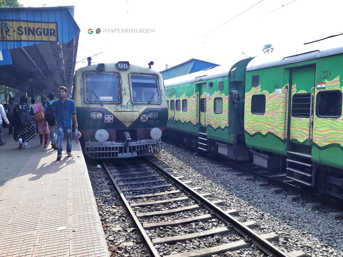 Haripal Railway Station Picture & Video Gallery - Railway