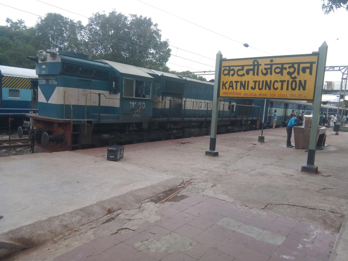 bhusaval to katni: 49 trains, shortest distance: 642 km - railway