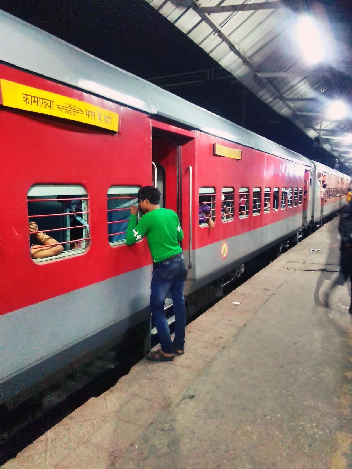 New Delhi to Samastipur: 34 Trains, Shortest Distance: 1072