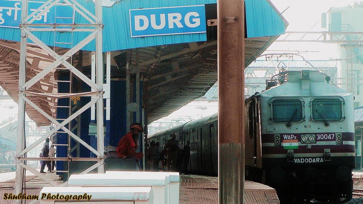 Durg RailFan Club - Railway Enquiry