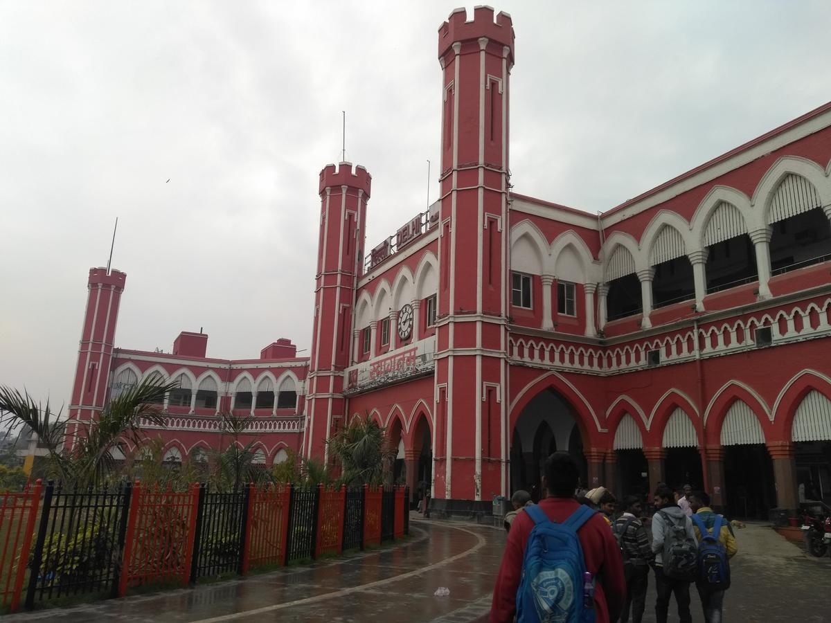 Old Delhi to Shamli: 13 Trains, Shortest Distance: