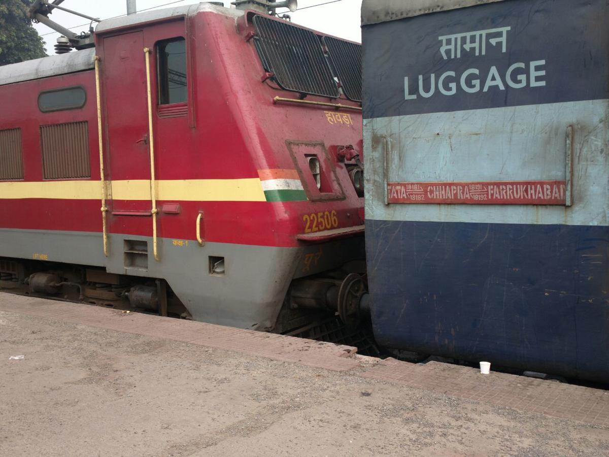 Utsarg Express/18192 IRCTC Reservation/Availability Enquiry: Lucknow  NER/LJN to Mau/MAU - Railway Enquiry