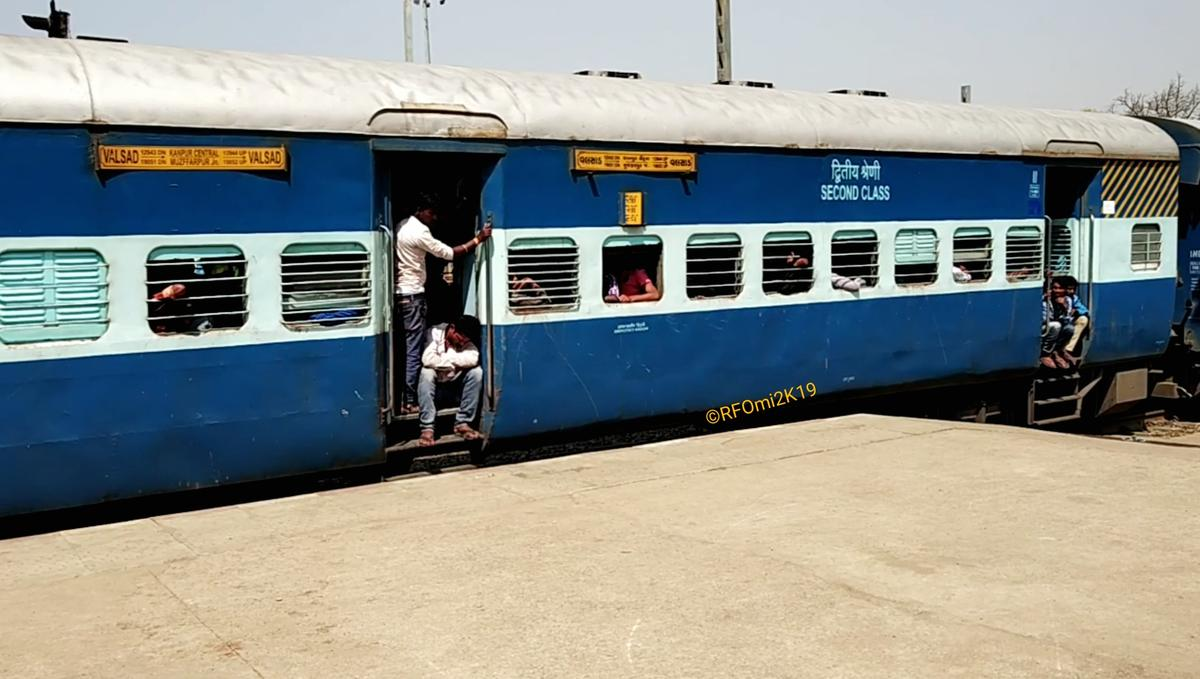 Shramik Express/19052 Travel Forum - Railway Enquiry
