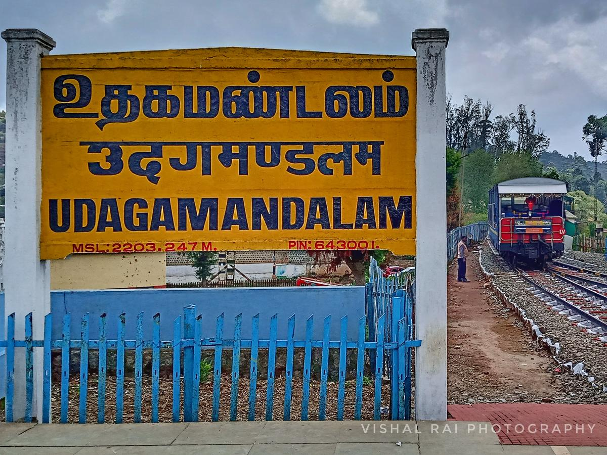 Udagamandalam Railway Station Picture Amp Video Gallery