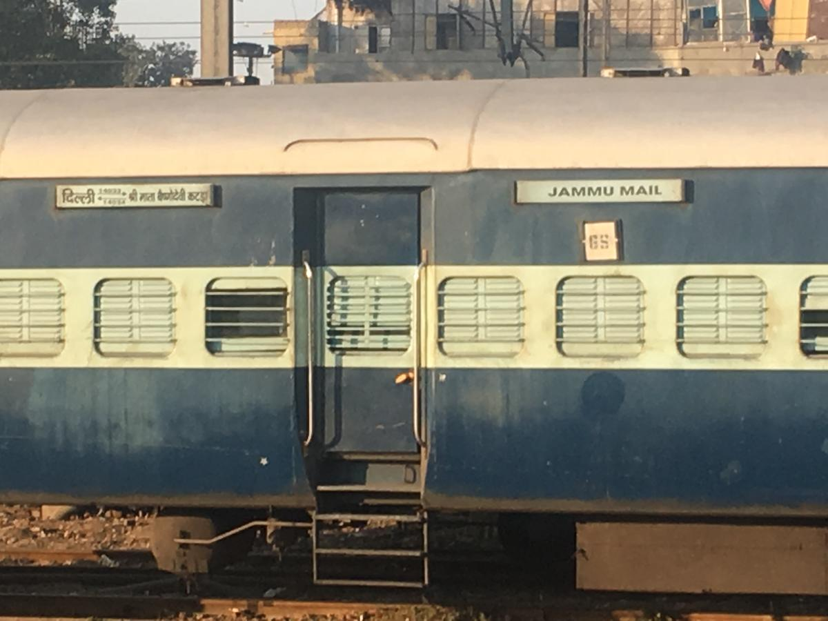 Jammu Mail/14033 IRCTC Reservation/Availability Enquiry: Old