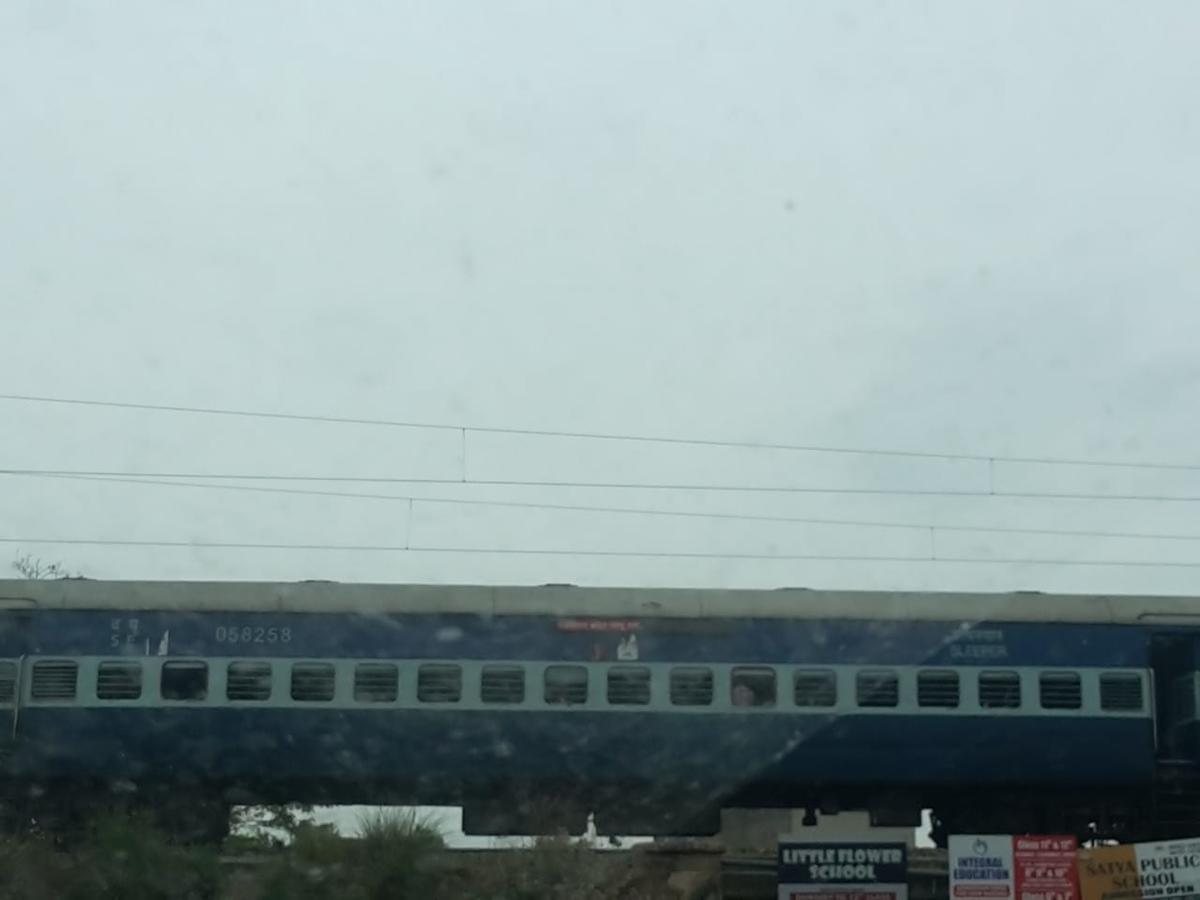 Jammu Tawi - Tatanagar (Muri) Link Express/18102 Picture