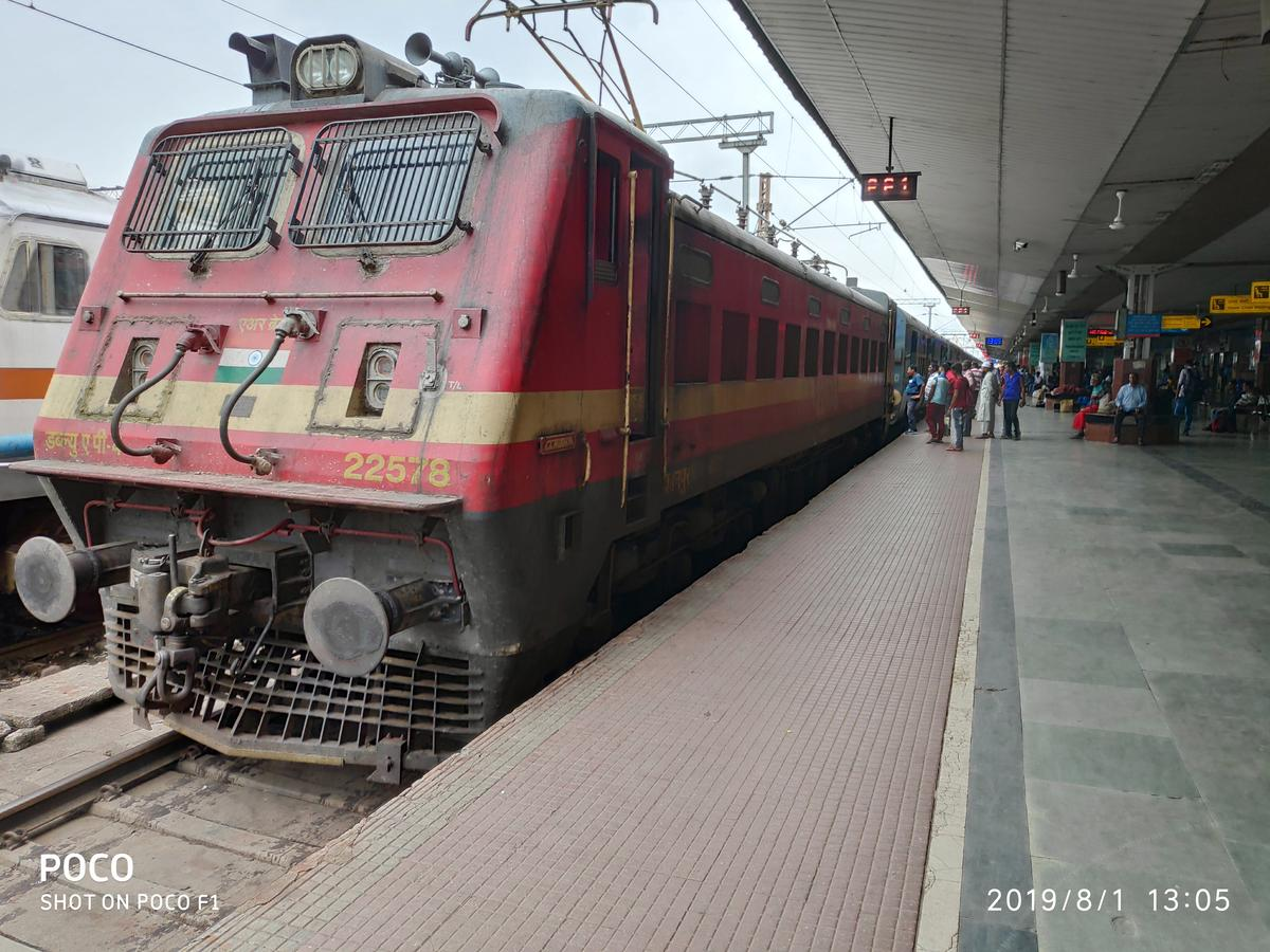 Indian Railway Forum - 1 - Railway Enquiry