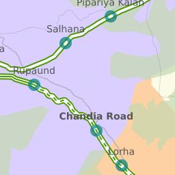 Satna - Katni Passenger (UnReserved)/51768 Train Running